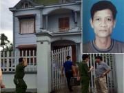 Tin tức trong ngày - Thảm án ở Quảng Ninh: Công bố hình ảnh nghi phạm