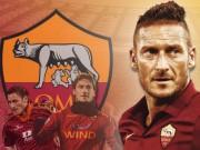 Totti -  Cây trường sinh  đáng nể của Roma và Serie A