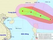 Tin tức trong ngày - Bão MEGI giật cấp 14 tiến gần Biển Đông