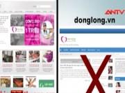 Video An ninh - Giả mạo website quỹ từ thiện Tình thương để lừa đảo