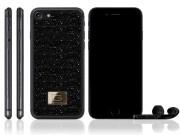 """Dế sắp ra lò - iPhone 7 đính 1.450 viên kim cương đen giá siêu """"khủng"""""""