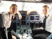 Thế giới - Anh: 26 tuổi trở thành nữ cơ trưởng trẻ hàng đầu thế giới