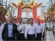 Thế giới - Tỉ phú giàu nhất Trung Quốc xây công viên 80 nghìn tỉ