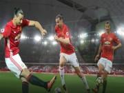 Bóng đá - Hiệu suất ghi bàn NHA: Ibrahimovic kém xa Aguero