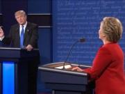 Thế giới - Tranh luận trực tiếp: Bà Clinton phản đòn, lấn lướt Trump