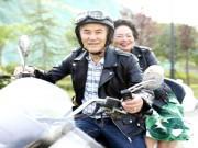 Cảm phục cụ ông giúp vợ ung thư vui vẻ lúc cuối đời