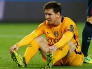"""Bóng đá - Khó tin: Không Messi, Barca đá cúp C1 """"đỉnh"""" hơn"""