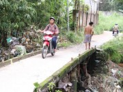 Tin tức trong ngày - Mưa lớn cuốn trôi một thanh niên ở TP Biên Hòa