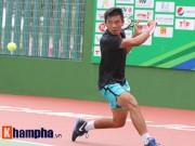 Thể thao - Hoàng Nam đả bại tay vợt hơn 223 bậc ở F6 Việt Nam