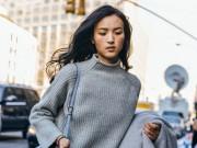 Thời trang - Vì sao bạn luôn cần một chiếc áo len mỏng?