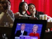 """Thế giới - Trung Quốc nổi bật trong cuộc """"khẩu chiến"""" Trump-Clinton"""