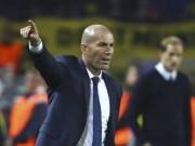 Bóng đá - Sau 10 năm, Zidane tạo kỉ lục buồn khó tin với Real