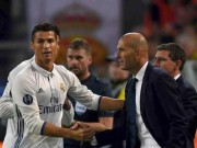 Bóng đá - Real: Ronaldo ghi bàn 95 ở C1 và làm lành với Zidane