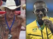 Thể thao - Tiết lộ sốc: Chạy 30m U.Bolt từng thua cả ông già