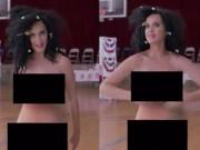 Katy Perry khỏa thân gây sốc để ủng hộ bầu cử TT Mỹ