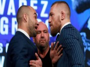 """Thể thao - """"Gã điên"""" nóng mắt tắt nụ cười với nhà vô địch UFC"""