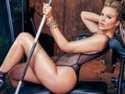 Hơn tuần ly hôn, Brad Pitt được cô đào nóng bỏng tán tỉnh