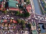 Tin tức trong ngày - Bí thư Hà Nội: Tránh tắc đường, phải kiểm soát cả ô tô