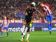 Bóng đá - Atletico Madrid - Bayern: Khoảnh khắc xuất thần