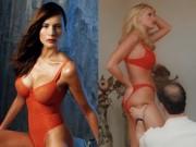 Thời trang - Vẻ sexy của những bóng hồng từng qua tay tỷ phú Trump