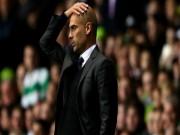 Bóng đá - Man City đứt mạch thắng: Cơn bối rối của Pep