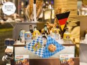 Quá sốc với bia Đức giá gốc tại Octoberfest của Hoàng Yến Buffet Premier