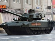 Thế giới - Siêu áo giáp T-14 Armata khiến xe tăng Mỹ, NATO vô dụng