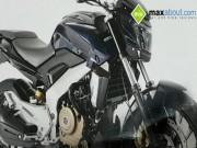 Xe máy - Xe đạp - Bajaj Kratos VS 400 sắp ra mắt, nghênh chiến Royal Enfield