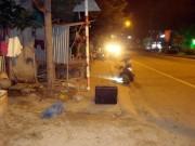 An ninh Xã hội - Đang đón xe, nam thanh niên bị người lạ đâm chết