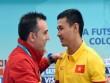 Người hùng World Cup chia tay futsal VN không vì mâu thuẫn