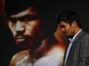 Thể thao - Boxing: Pacquiao thừa nhận từng dùng ma túy
