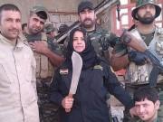 Thế giới - Góa phụ chuyên chặt đầu, thiêu xác khủng bố IS ở Iraq