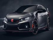 Tư vấn - Honda Civic Type R nguyên mẫu sắp ra mắt