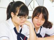 Giáo dục - du học - Phương án thi THPT Quốc gia 2017: Các trường bị 'quay' xoành xoạch