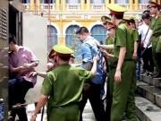 An ninh Xã hội - Giết người bỏ trốn, lái xế hộp gây tai nạn liên hoàn