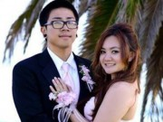 Tình yêu đẹp của  bé  Xuân Mai với bạn trai Việt kiều