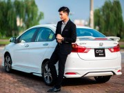 Honda Việt Nam giới thiệu Honda City Modulo 2016 cùng khuyến mại hấp dẫn