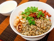 Ẩm thực - Đổi vị bữa tối với cơm hến dẻo thơm
