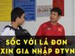 Độc đáo: Một kỹ sư bất ngờ xin thử việc ĐT Việt Nam
