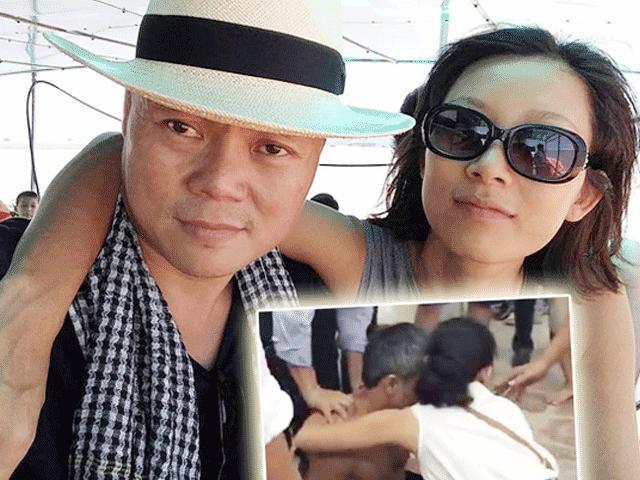 Clip Johnny Trí Nguyễn trò chuyện với võ sư Flores tại võ đường - 2