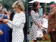 """6 lần công nương Kate """"mượn"""" quần áo của mẹ chồng Diana"""