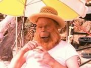 Ngỡ ngàng với video hậu trường Hành tinh khỉ 50 năm trước