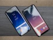 Thời trang Hi-tech - Doanh số bán Galaxy S8 cao hơn 15% so với Galaxy S7