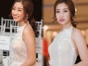 """Thời trang - Mỹ Linh lộ nội y, Miu Lê """"lùn như nấm"""" lọt top mặc xấu nhất tuần"""