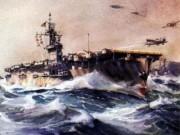 Thế giới - Chuyện hai đặc công Việt Nam đánh chìm tàu sân bay Mỹ