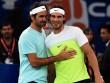 Nadal - Federer: Hai vị vua và cuộc định đoạt trên mặt sân cứng