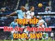 """Chi tiết Man City - Tottenham: """"Tan nát"""" khung thành (KT)"""