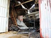 Vụ cháy kinh hoàng làm 8 người chết: Triệu tập chủ xưởng bánh kẹo