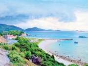 Khám phá đảo hoang sơ Bình Hưng