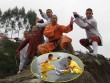 """""""108 anh hùng"""" lên Thiếu Lâm mở đại hội bàn đánh Từ Hiểu Đông"""